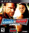 WWE SmackDown vs. RAW 2009 for PlayStation 3