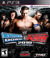 WWE SmackDown vs. RAW 2010 for PlayStation 3