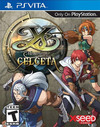 Ys: Memories of Celceta for PS Vita
