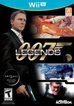 007 Legends for Nintendo Wii U