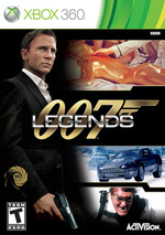 007 Legends for Xbox 360