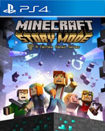 Minecraft: Story Mode - Episode 1: The Order of the Stone for PlayStation 4