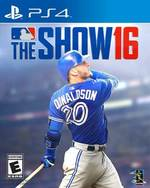 MLB The Show 16 for PlayStation 4