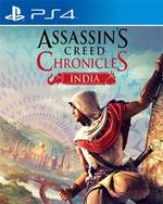 Assassin's Creed Chronicles: India for PlayStation 4
