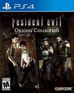 Resident Evil Origins Collection for PlayStation 4