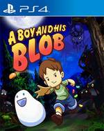 A Boy and His Blob for PlayStation 4