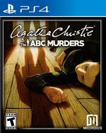 Agatha Christie: The ABC Murders for PlayStation 4