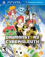 Digimon Story: Cyber Sleuth for PS Vita