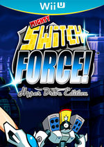 Mighty Switch Force! Hyper Drive Edition for Nintendo Wii U