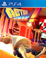 Action Henk for PlayStation 4