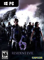 Resident Evil 6 for PC