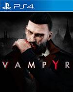 Vampyr for PlayStation 4