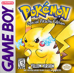 Pokémon Yellow Special Pikachu Edition