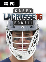 Casey Powell Lacrosse 16 for PC