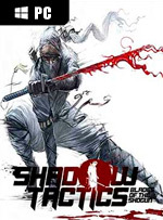 Shadow Tactics: Blades of the Shogun for PC