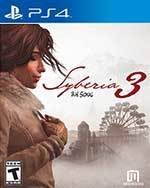 Syberia 3 for PlayStation 4