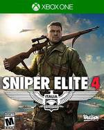 Sniper Elite 4 for Xbox One