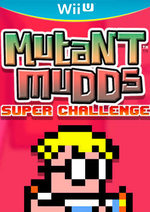 Mutant Mudds Super Challenge for Nintendo Wii U