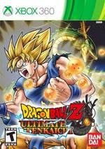 Dragon Ball Z: Ultimate Tenkaichi for Xbox 360