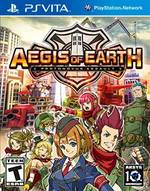 Aegis of Earth: Protonovus Assault for PS Vita