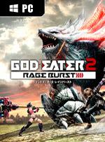 GOD EATER 2 Rage Burst for PC