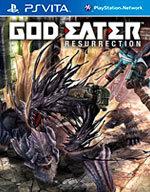 GOD EATER Resurrection for PS Vita