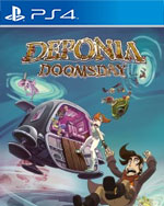 Deponia Doomsday for PlayStation 4
