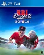 R.B.I. Baseball 16 for PlayStation 4
