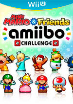 Mini Mario and Friends amiibo Challenge