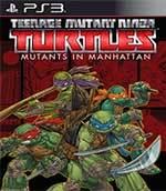 Teenage Mutant Ninja Turtles: Mutants in Manhattan for PlayStation 3
