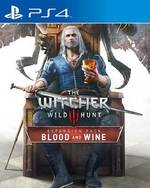 The Witcher 3: Wild Hunt - Blood and Wine for PlayStation 4