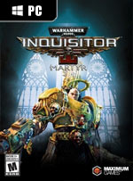 Warhammer 40,000: Inquisitor - Martyr for PC