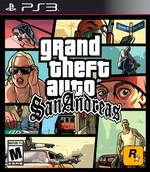 Grand Theft Auto: San Andreas for PlayStation 3