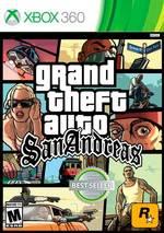 Grand Theft Auto: San Andreas for Xbox 360
