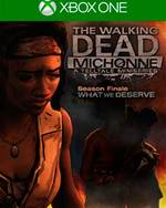 The Walking Dead: Michonne – Episode 3: What We Deserve for Xbox One