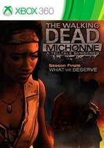 The Walking Dead: Michonne – Episode 3: What We Deserve for Xbox 360