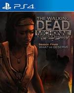 The Walking Dead: Michonne – Episode 3: What We Deserve for PlayStation 4