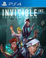 Invisible, Inc. Console Edition for PlayStation 4