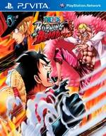 ONE PIECE: Burning Blood for PS Vita