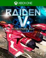 Raiden V for Xbox One