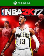 NBA 2K17 for Xbox One