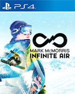 Infinite Air with Mark McMorris for PlayStation 4