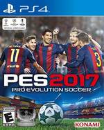 Pro Evolution Soccer 2017 for PlayStation 4