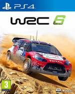 WRC 6: FIA World Rally Championship for PlayStation 4