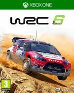 WRC 6: FIA World Rally Championship for Xbox One