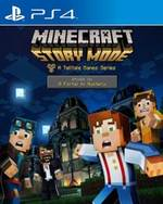 Minecraft: Story Mode - Episode 6: A Portal to Mystery for PlayStation 4
