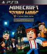 Minecraft: Story Mode - Episode 6: A Portal to Mystery for PlayStation 3