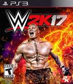 WWE 2K17 for PlayStation 3