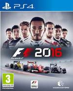 F1 2016 for PlayStation 4