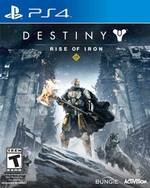 Destiny: Rise Of Iron for PlayStation 4